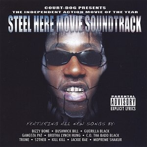 "Steel Here ""The Movie Soundtrack"" CD/DVD"