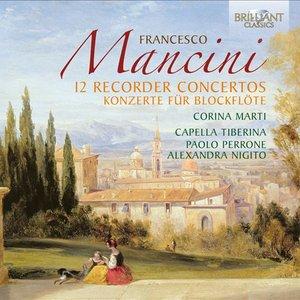Mancini: 12 Recorder Concertos