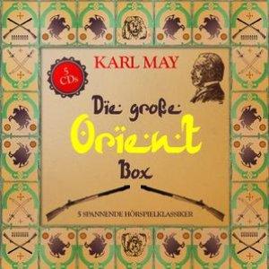 Die große Orient Box (5 Hörspielklassiker)
