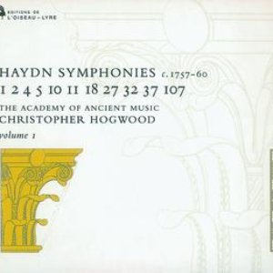 Haydn: Symphonies Vol.1