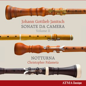 Janitsch: Sonate da camera, Vol. 2