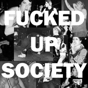 Avatar for fucked up society