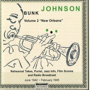 Bunk Johnson Volume 2 - New Orleans (1942-1945)