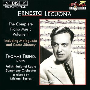 Lecuona: Complete Piano Music, Vol. 1