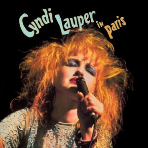 Cyndi Lauper - Baby Workout (Live In Paris) - Lyrics2You