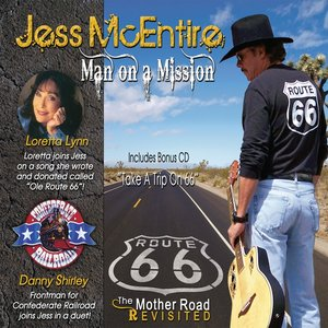 Jess McEntire: Man On A Mission