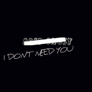 I Don't Need You