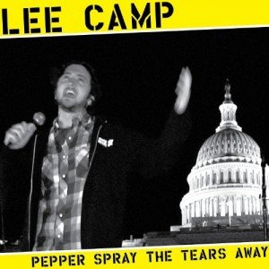 Pepper Spray the Tears Away