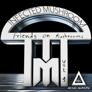 Image for 'Friends On Mushrooms, Vol. 1 - EP'