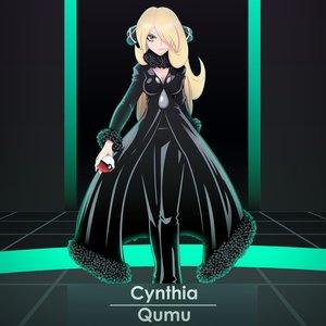 """Cynthia: Champion Cynthia (From """"Pokémon Diamond and Pearl"""") / Battle! Champion (From """"Pokémon Diamond and Pearl"""")"""