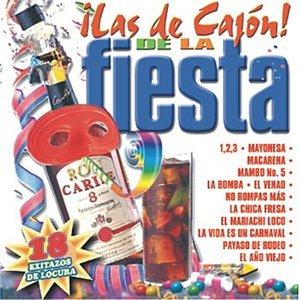 Las De Cajón De La Fiesta - 18 Éxitos De Locura