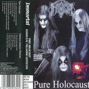 Diabolical Fullmoon Mysticism / Pure Holocaust