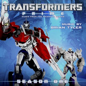 Transformers Prime (Music from the Animated Series)
