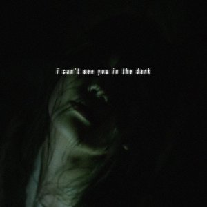 I Can't See You in the Dark