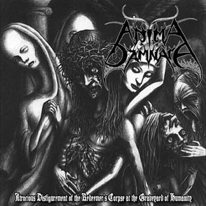 Atrocious Disfigurement of the Redeemer's Corpse at the Graveyard of Humanity