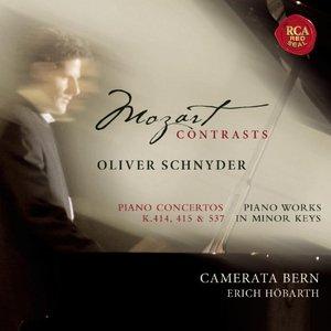 Mozart: Piano Concertos 12, 13, 26 + Works In Minor For Solo Piano