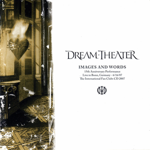 Dream Theater - Images And Words 15th Anniversary Performance Live In Bonn, Germany - 61607 - Zortam Music