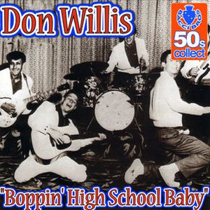 Boppin' High School Baby (Remastered) - Single