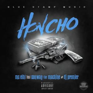 Album artwork for Honcho (feat. Conway The Machine & DJ Premier) by MC Eiht