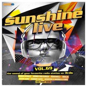 Sunshine Live, Vol. 69 (DJ Mix)
