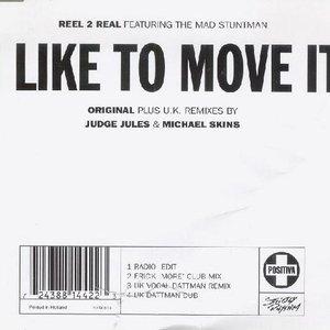 I Like to Move It (feat. The Mad Stuntman)