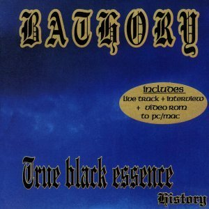 True Black Essence: History