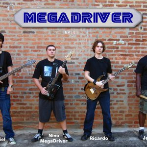 Image for 'Megadriver'