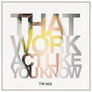 Act Like You Know - Single