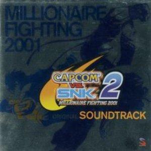 Capcom vs. SNK 2 Millionaire Fighting 2001 Original Soundtrack