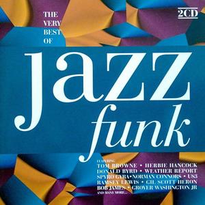 The Very Best Of Jazz Funk - CD1