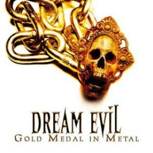 Gold Medal In Metal