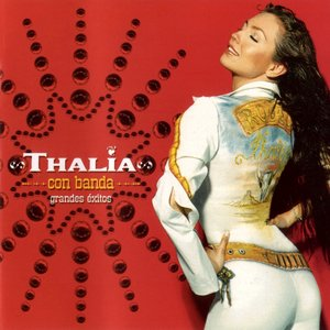 Thalia Con Banda Grandes Exitos
