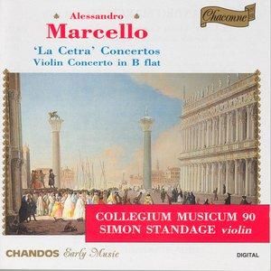 Marcello, A.: Cetra Di Eterio Stinfalico (La) / Violin Concerto in B-Flat Major