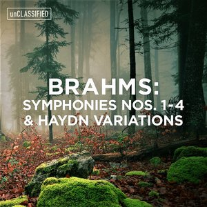 Brahms: Symphonies Nos. 1-4 & Variations on a Theme by Haydn