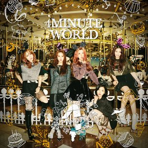 Image for '4minute World'