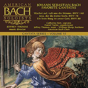 J.S. Bach - Favorite Cantatas
