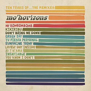 Image for '10 years of... The Remixes'