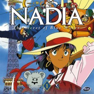 Nadia: The Secret of Blue Water OST 1