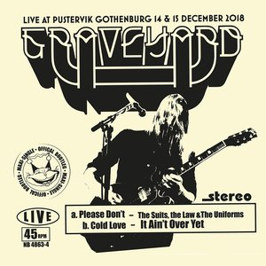 Live at Pustervik - EP