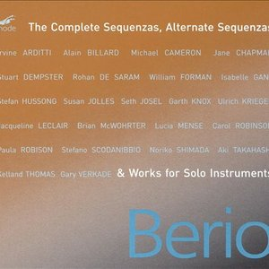 The Complete Sequenzas & Works For Solo Instruments