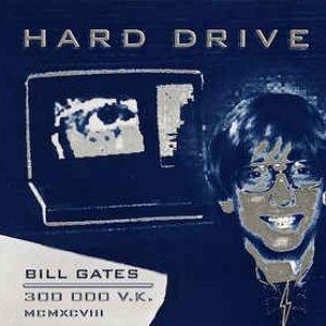 Bill Gates Hard Drive