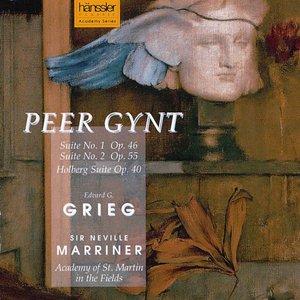 Grieg: Peer Gynt, Suite No. 1, Op. 46 / Suite No. 2, Op. 55 / Holberg Suite, Op. 40