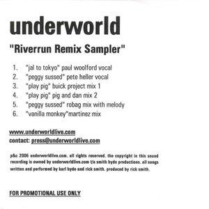 Riverrun Remix Sampler