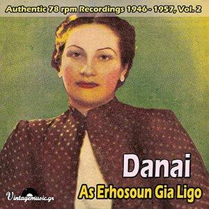 As Erhosoun Gia Ligo (Authentic 78 rpm Recordings 1946-1957), Vol. 2