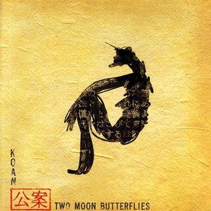 Two Moon Butterflies
