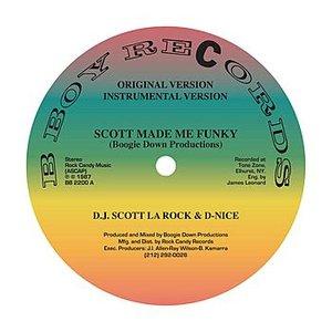 "Scott Made Me Funky 12"""