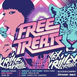Skrillex Presents: Free Treats, Volume: 001