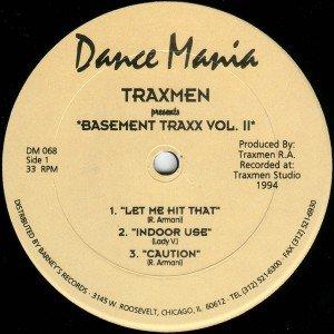 Basement Traxx Vol. II