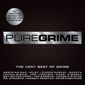Pure Grime: The Very Best Of Grime