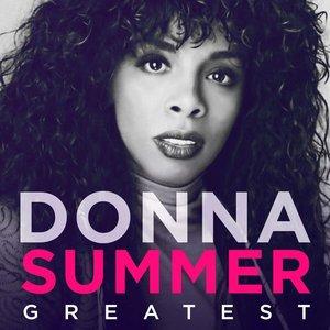 Album artwork for Greatest - Donna Summer by Donna Summer